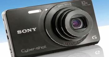 Sony Cybershot DSC W690 10x