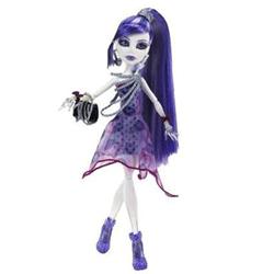 Papusa Monster High Spectra Vondergeist din Liceul Monstrilor