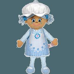 Papusa parfumata sub forma de Briosa Miss Muffin Sugar