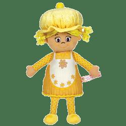 Papusa parfumata sub forma de Briosa Miss Muffin Vanilla