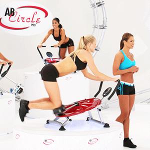 AB Circle Pro este primul aparat de fitness care poate izola eficient muschi abdominali laterali, si toate acestea la dvs. acasa fara a apela la un instructor specializat.