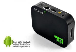 Va puteti conecta TVBox-ul Android la wireless ca sa puteti naviga pe internet direct pe TV si sa va uitati la emisiuni pe internet, sa ascultati statii radio.Veti putea viziona la TV videoclipuri de pe YouTube.