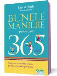 Bunele maniere pentru copii in 365 de zile