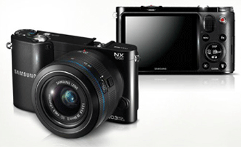 Camera foto Mirrorless Samsung NX1000