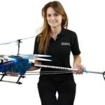 Cel mai mare elicopter cu telecomanda FXD Flame Strike