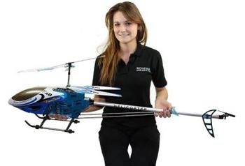 Elicoptere de jucarie cu telecomanda si camera video