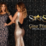 Gina Pistol iti prezinta colectia de rochii de seara elegante de la Star Shiners