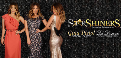 Colectia de rochii de seara LaDonna Starshiners – Gina Pistol