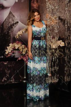 Gina Pistol iti prezinta Rrochia LaDonna eleganta, cu un design unic datorita dantelei si a imprimeurilor delicate.