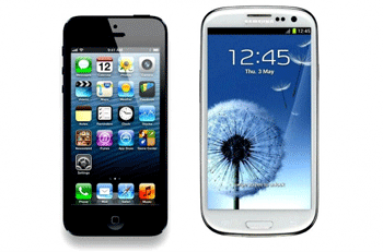Samsung Galaxy S4 sau iPhone5 ? Recomandari: performanta, calitate, preturi