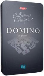 Joc domino care va oferi momente placute intregii familii. Contine 28 de piese de domino de calitate si instructiuni.