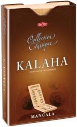 Kalaha sau Mancala este un joc matematic si nu unul de noroc, deci rezultatul jocului depinde doar de strategia fiecarui jucator.
