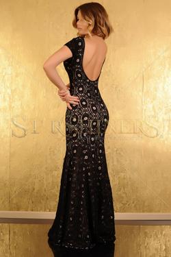Gina Pistol iti prezinta rochia LaDonna Noble Charm spectaculoasa si feminina. Simte-te ca pe covorul rosu al vedetelor de la Hollywood.