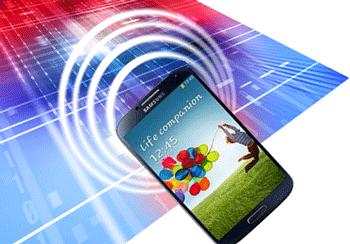 Cel mai avansat dispozitiv pentru productivitate, Samsung GALAXY S4, este conceput pentru persoanele conectate in permanenta, care realizeaza mai multe activitati simultan.