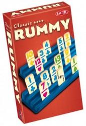 Versiunea de voiaj a clasicului joc de remi sau rummy.