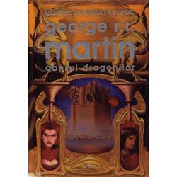 Volumul 5 - Dansul Dragonilor - RR Martin - Carte Cantec de gheata si foc