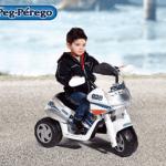 Motocicleta electrica pentru copii Peg Perego Polizei