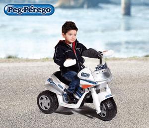 Motociclete electrice pentru copii Peg Perego