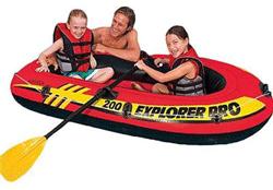 Barci gonflabile pentru copii si adulti