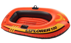 Barca gonflabila Intex 100 pentru copii