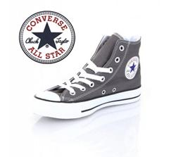 Pantofi sport rezistenti Converse Charcoal
