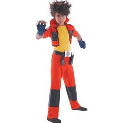 Costume Bakugan Dan pentru baieti 4-9 ani