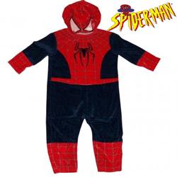 Costum bebelus Spiderman 0-6 luni