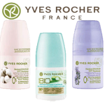 Deodorante Yves Rocher antiperspirante fara parabeni