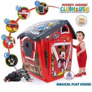 Casuta de exterior Mickey Mouse Clubhouse