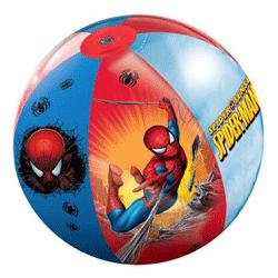 Jucarii Spiderman pentru plaja si inot