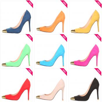 Pantofi Stiletto forta si feminitate