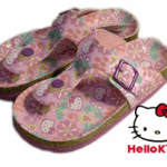 Papuci de plaja Hello Kitty