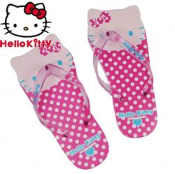 Slapi pentru plaja Hello Kitty 37-38