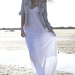 Rochie lunga pentru mare si plaja