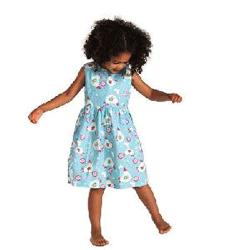 10 rochite de vara din bumbac pentru fetita ta (de la 2 la 14 ani)