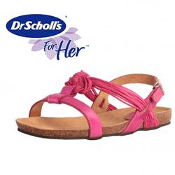 Sandale de vara Fucsia Dr.Scholl