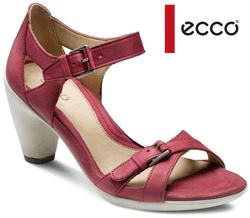 Sandale de dama casual Sculptured din piele ECCO