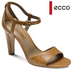 Sandale ECCO Owen clasice confecţionate din piele