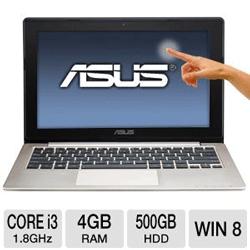 Asus S200E-CT158H VivoBook – cel mai ieftin laptop cu touchscreen