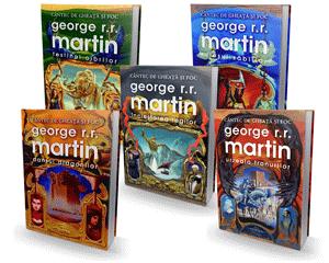 Seria Urzeala Tronurilor (Cantec de gheata si foc), cartea, filmul si jocul