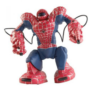 Un robot Spiderman deosebit de inteligent: SpiderSapien