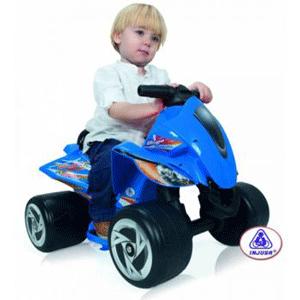 ATV electric Wings pentru copii de la Injusa