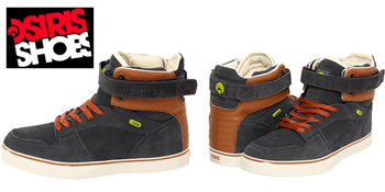 Adidasi gheata Skater Osiris RMX-Rhyme