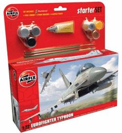 Set constructie Eurofighter Typhoon