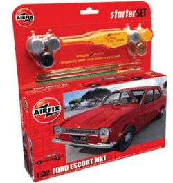 Kit constructie masina Ford Escort Airfix