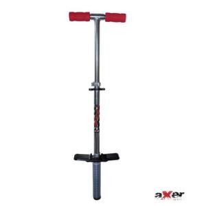 Bara Pogo de sarit. Înălțimea de la sol : 86 cm. Material: aluminiu. Sarcina maximă admisă: 60 kg +/- 5.