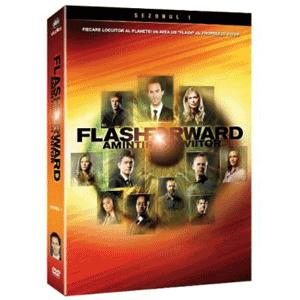 Flash Forward Film DVD Sezonul 1 Amintiri din viitor