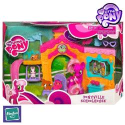 My Little Pony - Cheerilee si scoala poneilor