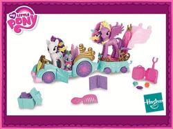Hasbro: My Little Pony Masina de defilare a Printesei