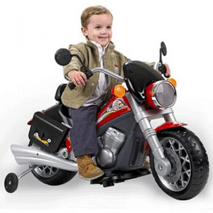 Injusa - Motocicleta electrica Falkon 6V